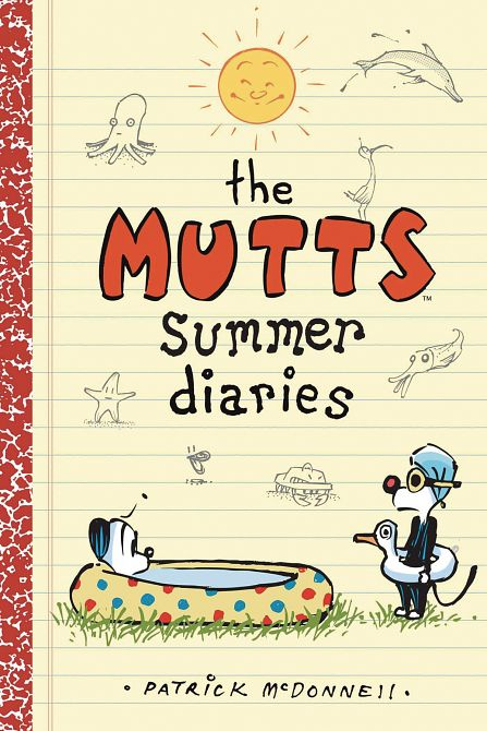 MUTTS SUMMER DIARIES TP