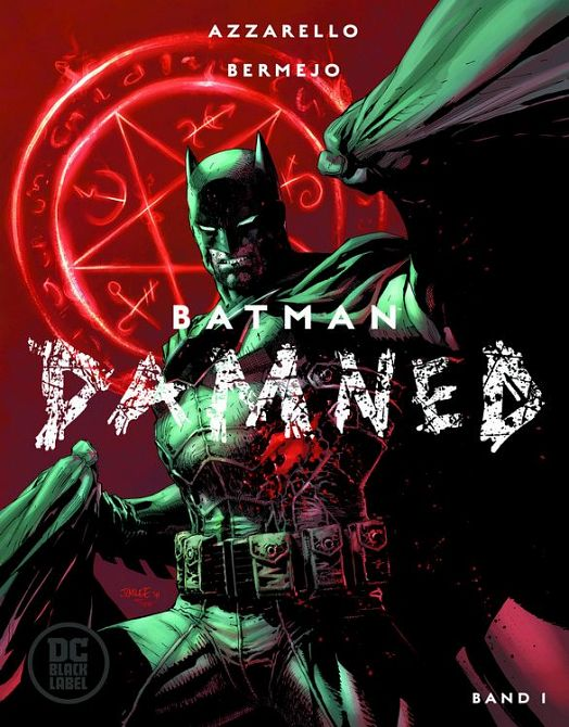 BATMAN: DAMNED (2019) #01
