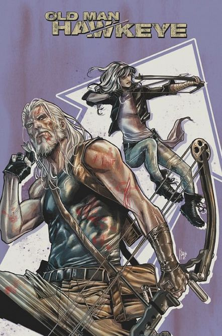 OLD MAN HAWKEYE (ab 2018) #02