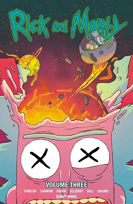 RICK AND MORTY #03