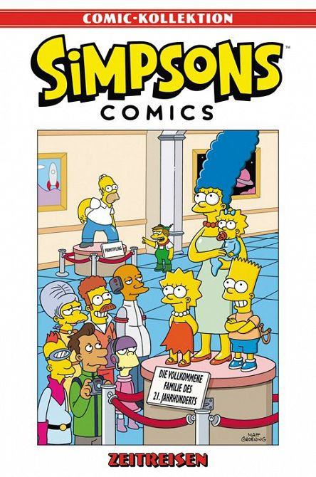SIMPSONS COMIC-KOLLEKTION #28