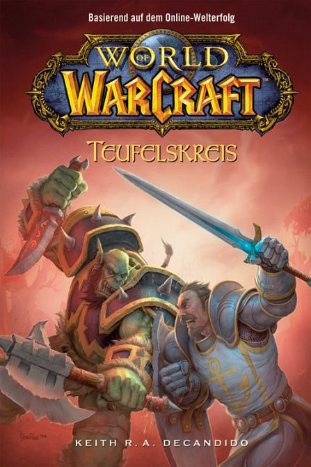 WORLD OF WARCRAFT: TEUFELSKREIS (ROMAN)