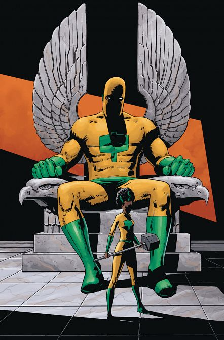 BLACK HAMMER AGE OF DOOM #11