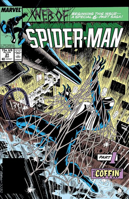 TRUE BELIEVERS SPIDER-MAN KRAVENS LAST HUNT #1