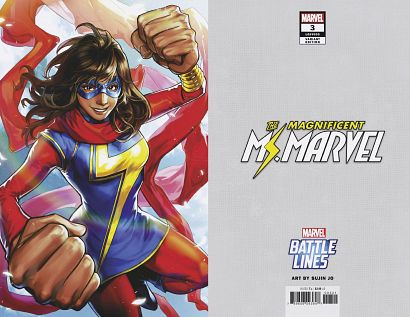 MAGNIFICENT MS MARVEL #3