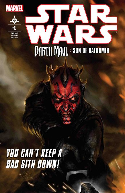 TRUE BELIEVERS STAR WARS DARTH MAUL #1