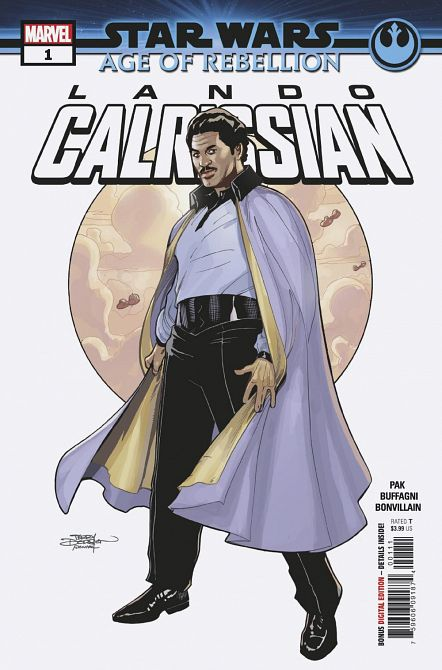 STAR WARS AGE OF REBELLION: LANDO CALRISSIAN (AOR) #1