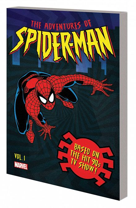 ADVENTURES OF SPIDER-MAN GN TP VOL 01
