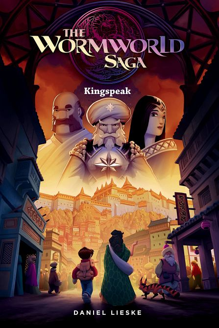 WORMWORLD SAGA TP VOL 03 KINGSPEAK