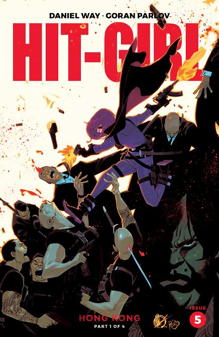 HIT-GIRL SEASON TWO #5
