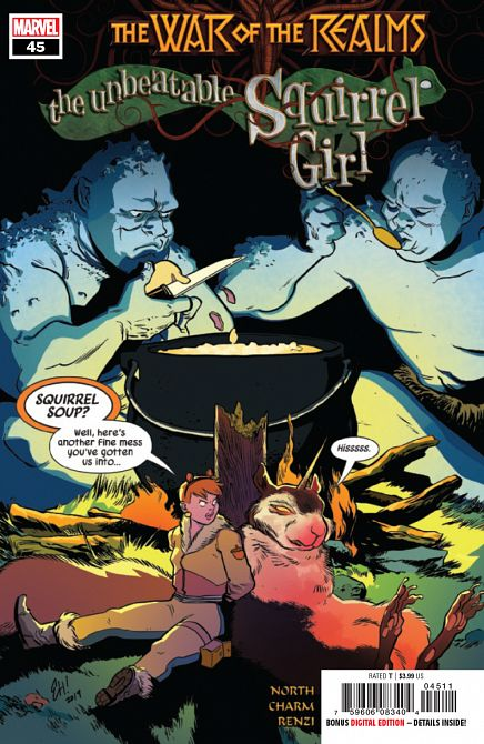 UNBEATABLE SQUIRREL GIRL #45