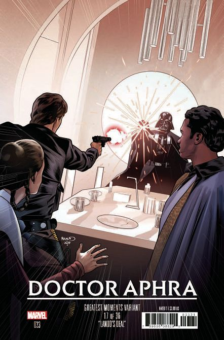 STAR WARS DOCTOR APHRA #33