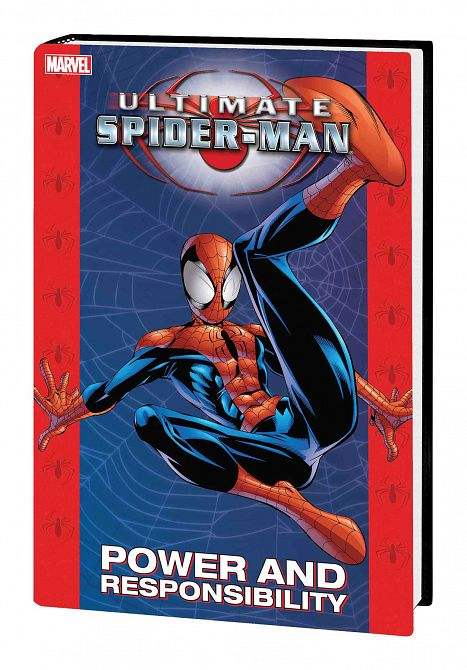ULTIMATE SPIDER-MAN HC POWER & RESPONSIBILITY MARVEL SELECT