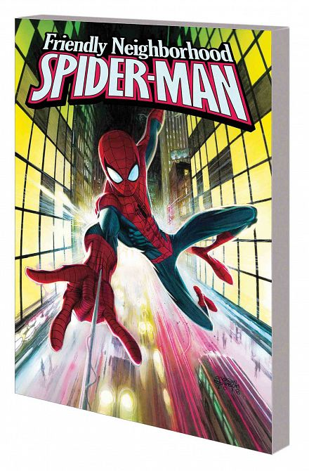 FRIENDLY NEIGHBORHOOD SPIDER-MAN TP VOL 01 SECRETS AND RUMOR