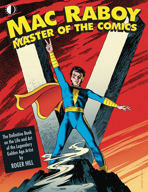 MAC RABOY MASTER OF THE COMICS TP