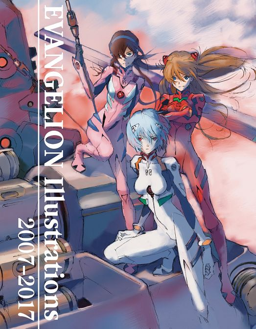 EVANGELION ILLUSTRATIONS 2007-2017 SC ART
