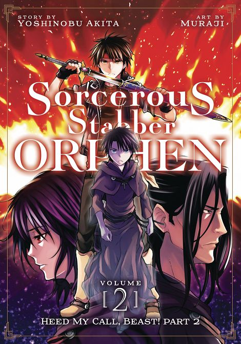 SORCEROUS STABBER ORPHEN GN VOL 02 HEED MY CALL PT2