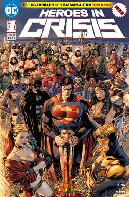 HEROES IN CRISIS (ab 2019) #01