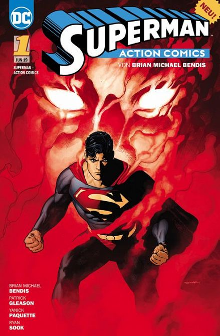 SUPERMAN – ACTION COMICS (ab 2019) #01
