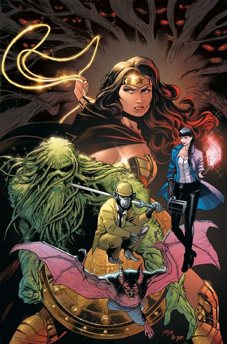 JUSTICE LEAGUE DARK (ab 2019) #01