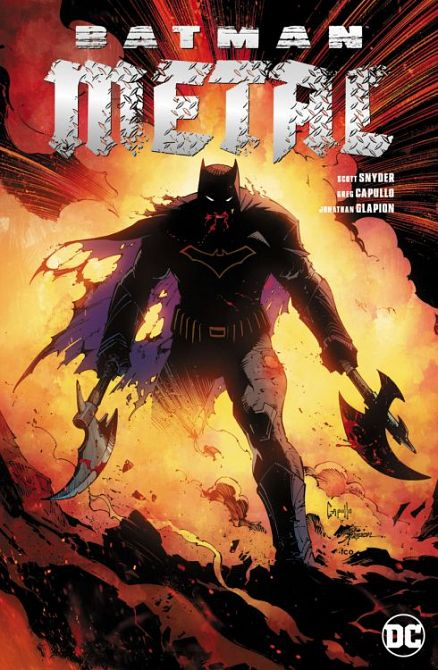 BATMAN METAL PAPERBACK (SC)