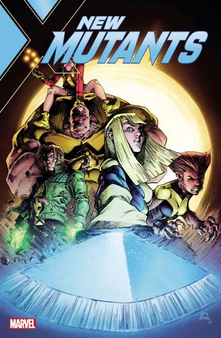 NEW MUTANTS: DIE TOTEN SEELEN