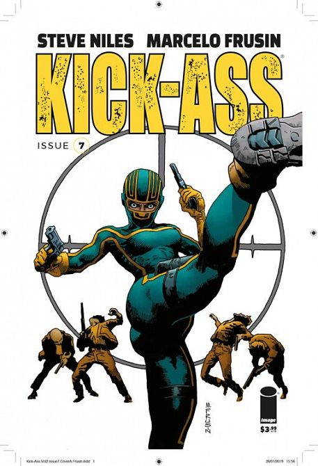 KICK-ASS: FRAUENPOWER #02