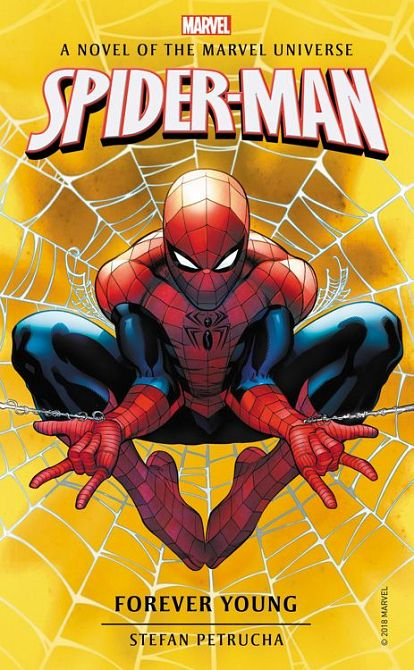 SPIDER-MAN: FOREVER YOUNG (ROMAN) #02