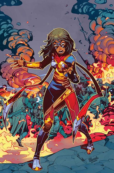 MAGNIFICENT MS MARVEL #5