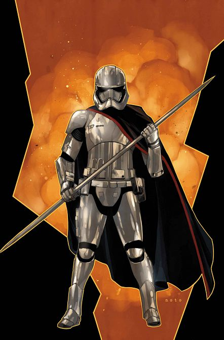 STAR WARS AGE OF RESISTANCE: CAPTAIN PHASMA (AOR) #1
