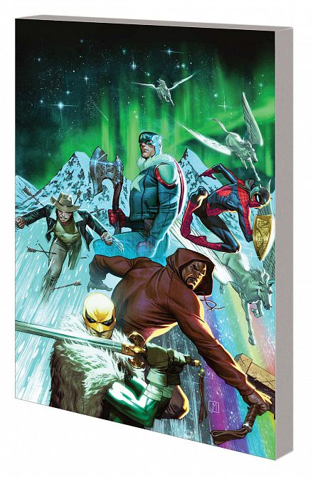 WAR OF REALMS STRIKEFORCE TP