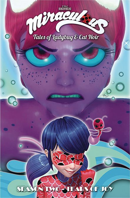 MIRACULOUS TALES LADYBUG CAT NOIR SEASON TWO TP TEAR OF JOY