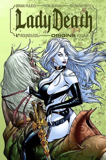LADY DEATH ORIGINS HC (SIGNED) SPECIAL EDITION PAKET