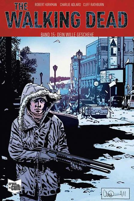 THE WALKING DEAD - SOFTCOVER #15