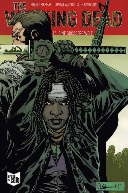 THE WALKING DEAD - SOFTCOVER #16