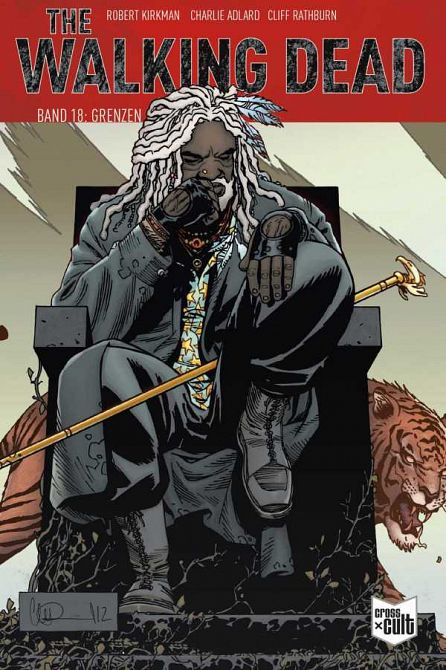 THE WALKING DEAD - SOFTCOVER #18