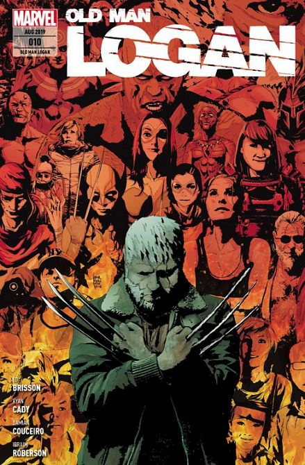 OLD MAN LOGAN (ab 2016) #10