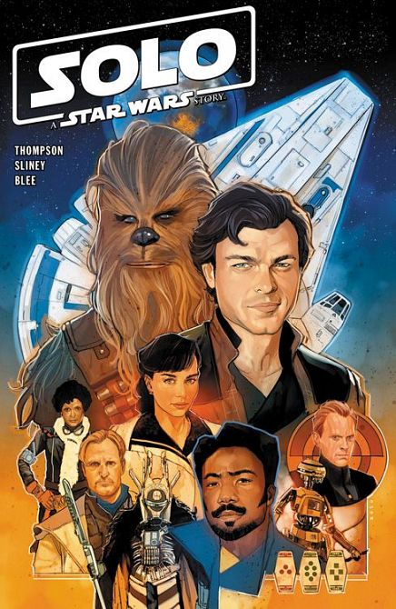 STAR WARS SONDERBAND: SOLO – A STAR WARS STORY (HC)