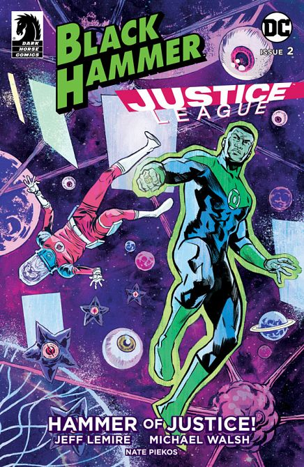 BLACK HAMMER JUSTICE LEAGUE #2