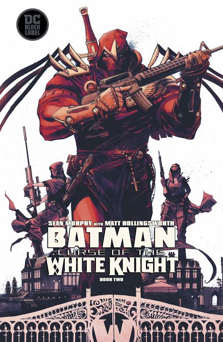 BATMAN CURSE OF THE WHITE KNIGHT #2