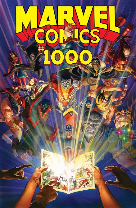 MARVEL COMICS #1000