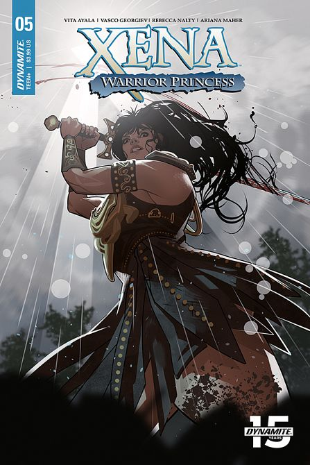 XENA WARRIOR PRINCESS #5