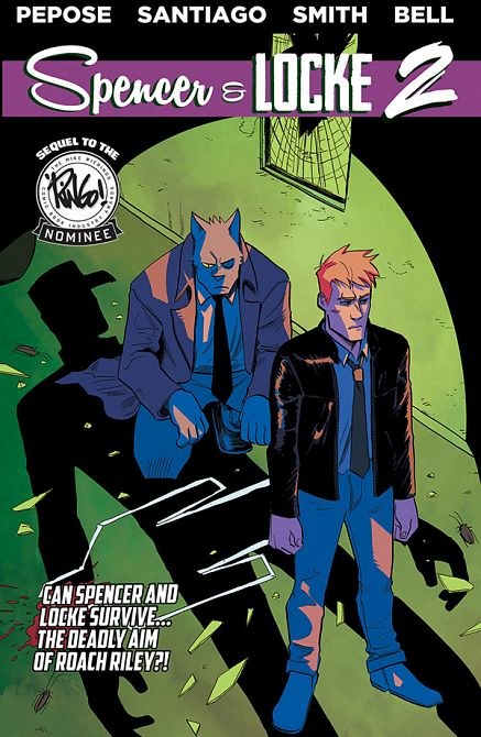 SPENCER AND LOCKE TP VOL 02