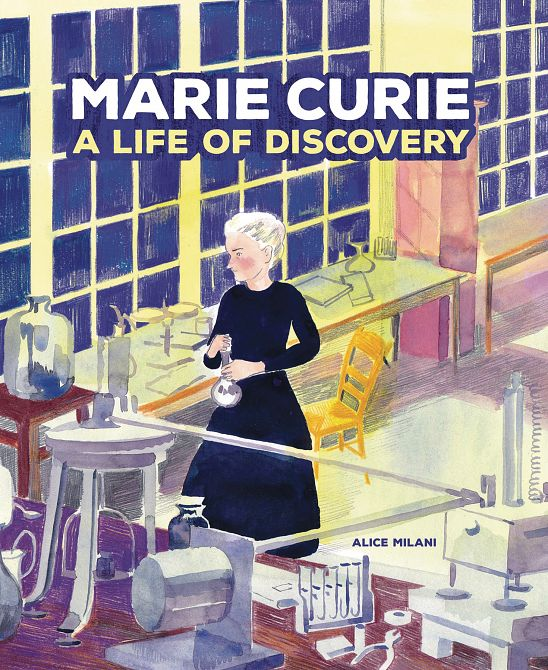MARIE CURIE LIFE OF DISCOVERY GN