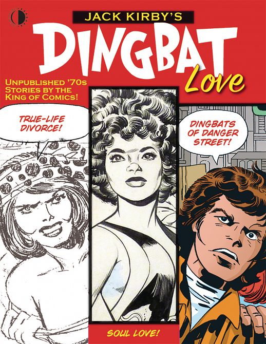 JACK KIRBYS DINGBAT LOVE TP