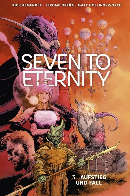 SEVEN TO ETERNITY (ab 2017) #03
