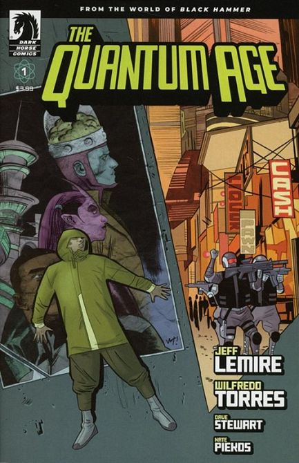 QUANTUM AGE FROM THE WORLD OF BLACK HAMMER