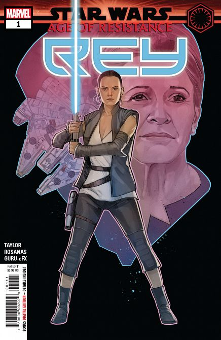STAR WARS AGE OF RESISTANCE: REY (AOR) #1