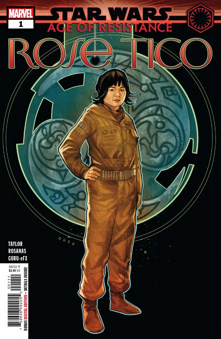 STAR WARS AGE OF RESISTANCE: ROSE TICO (AOR) #1