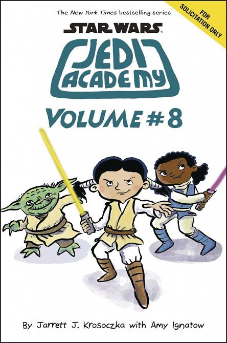STAR WARS JEDI ACADEMY YR HC VOL 08 ATTACK OF FURBALL